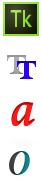 cursus typografie fontsoorten