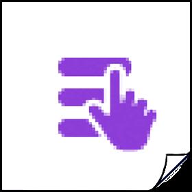 cursus indesign ePub: gebruik knoppen