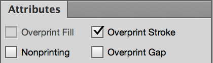 Kenmerken of Attributes in InDesign