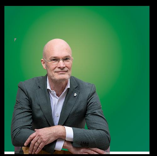 Peter Maas groen
