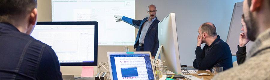 Peter Maas trainingen