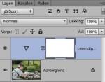 Photoshop cursus lagen