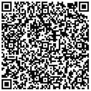 qr code indesign visitekaartje